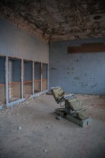 Abandoned Military h